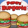 Free Game - Papa's Burgeria