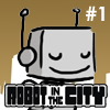 Free Game - Robot in the City - Buy a Comic Book