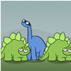 Free Game - Dinosaurs and Meteors
