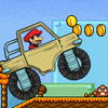 Free Game - Mario Monster Truck